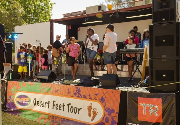 Desert Feet Tour