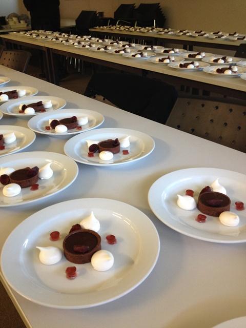 Plating Desserts